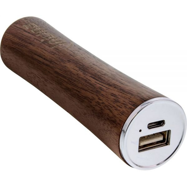 InLine®  Woodline USB PowerBank 3.000mAh z diodą LED