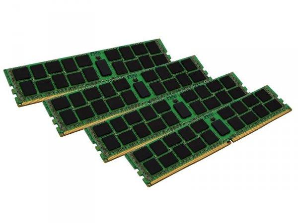 Kingston ValueRAM 128GB DDR4-2133 Registered Quad-Kit, KVR21R15D4K4/128, ValueRAM