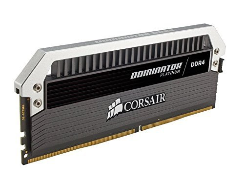 Corsair  8GB DDR4-3200 Kit, CMD8GX4M2B3200C16, Dominator Platinum