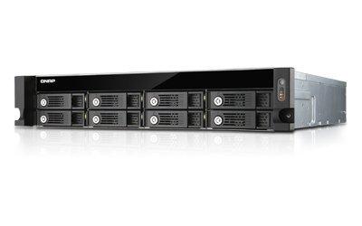 "Qnap TS-853U-R 4x2,0GHz/4GB/8x3,5"", NAS"