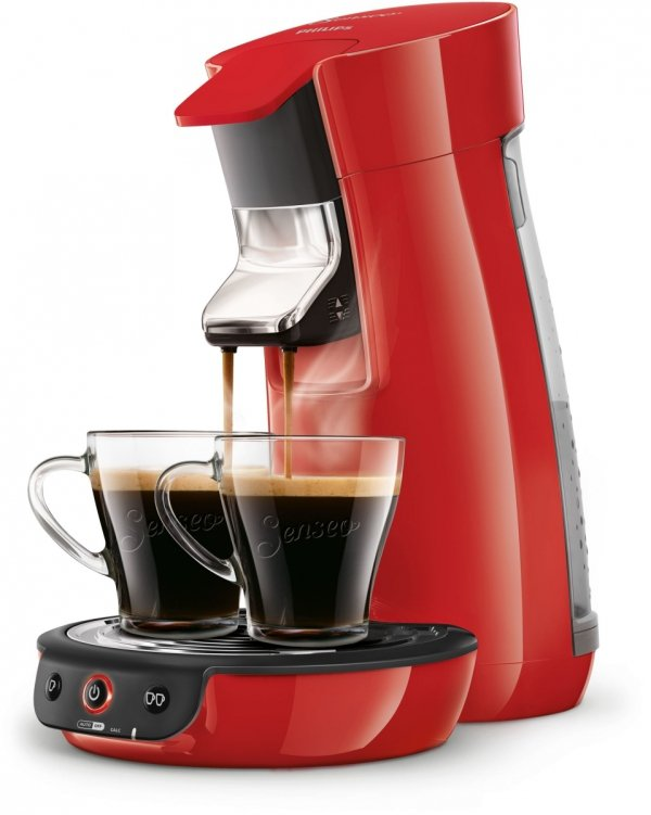 Philips HD7829/80 Senseo Viva Cafe czerwony