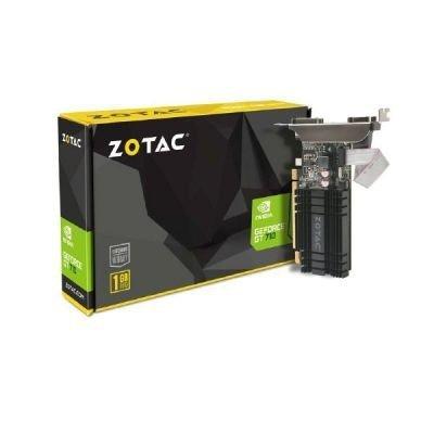 ZOTAC GeForce GT 710 ZONE Edition, HDMI, DVI-D, VGA