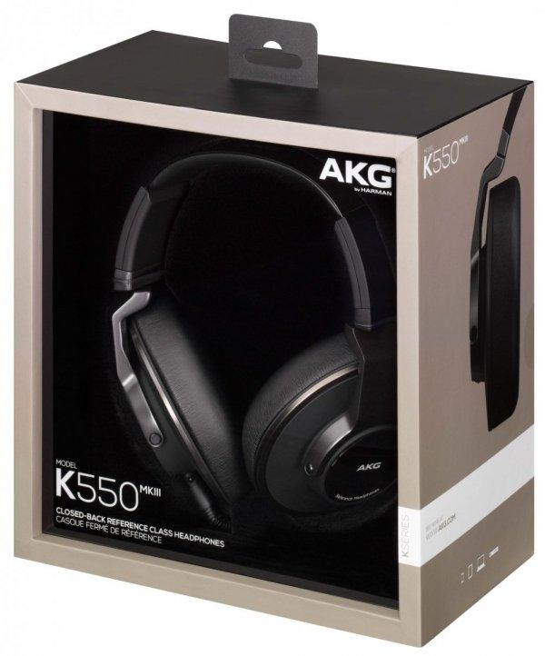 AKG K550 MKIII  Referenz