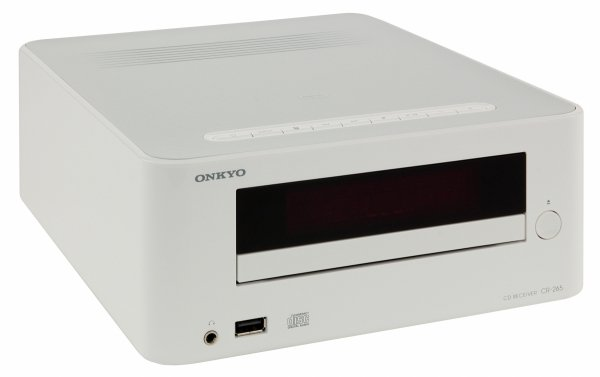 Onkyo CS-265 Micro HiFi biały