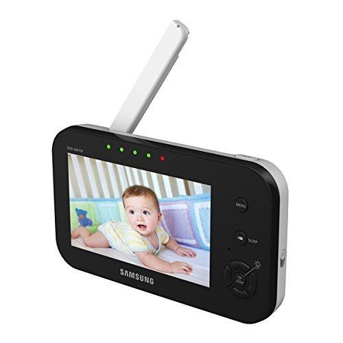 "Samsung 4,3"" LCD Video Niania Pan Tilt Zoom SEW-3041"