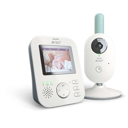 Philips Avent Elektroniczna WIDEO Niania SCD620/26