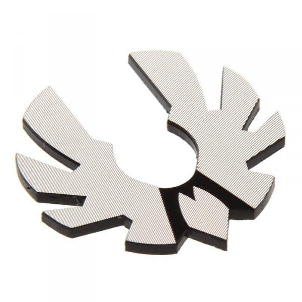 Logo BitFenix Aluminium do Prodigy - srebrne