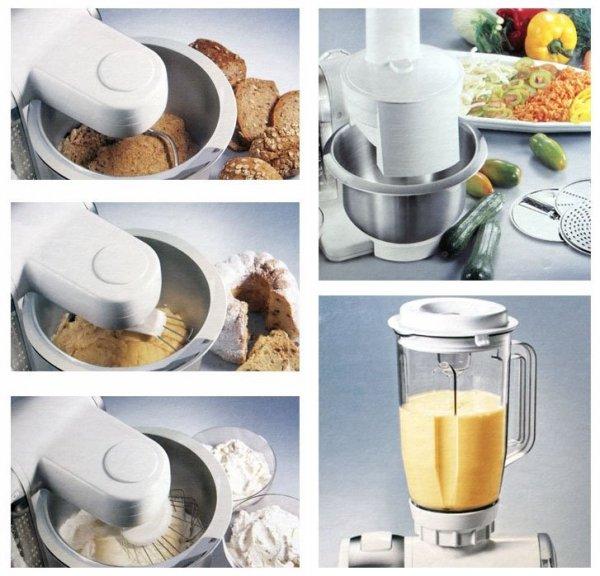 Bosch MUM 48 CR 1 Robot kuchenny