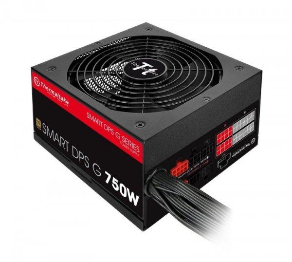 Thermaltake Smart DPS G Gold 750W ATX23, czarny
