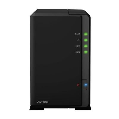 Synology DS216PLAY 2Bay NAS