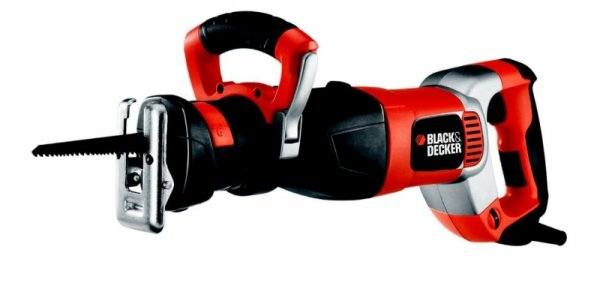 Black&Decker Piła szablasta RS1050EK orange
