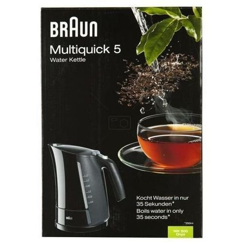 Braun WK 500 Multiquick 5 czarny