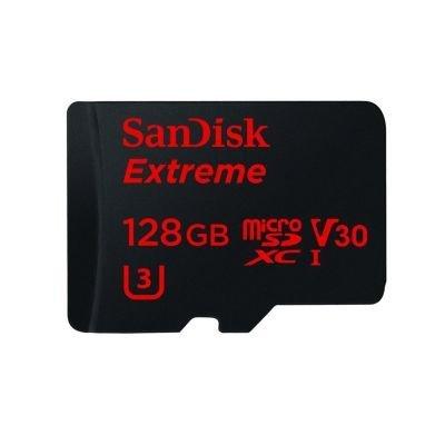 SanDisk MicroSDXC          128GB Extreme 90MBs SDSQXVF-128G-GN6MA