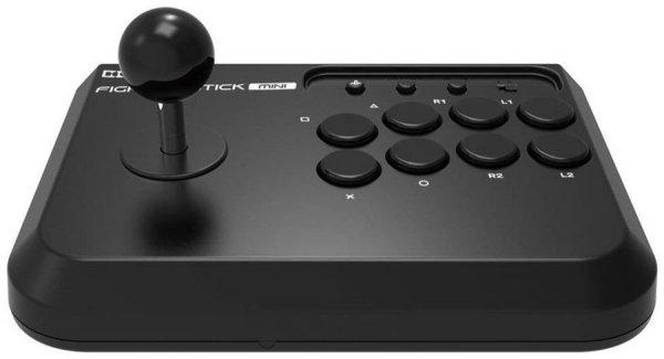 HORI Fighting Stick Mini 4, Joystick PlayStation 4, PlayStation 3