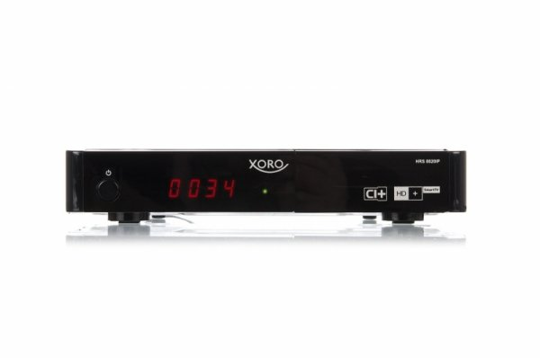 Xoro HRS 8820IP - Tuner satelitarny - HDMI USB PVR + HD+-Karta