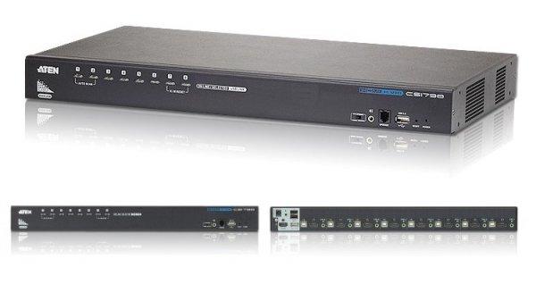 Aten CS1798 8-portowy przełącznik KVM USB HDMI