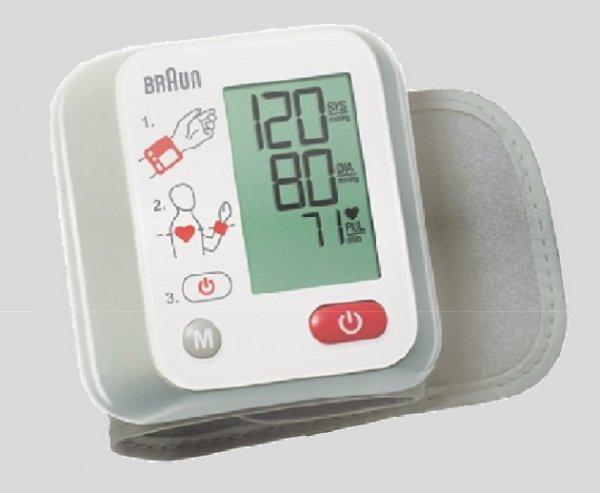 Braun BBP2000WE ciśnieniomierz