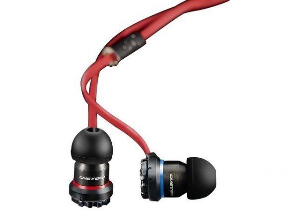 CM Storm RESONAR Headset czerwone IN EAR