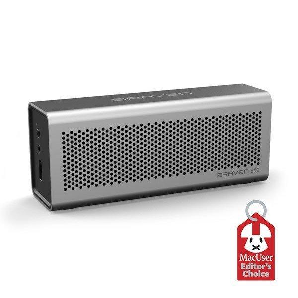 Braven 650 Bluetooth Aluminium