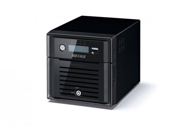 Buffalo TeraStation WS5200DR0402W2 2x2TB, NAS zwei HDD-Slots