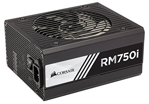 Corsair RM750i 750W ATX24, czarny, Kabel-Management