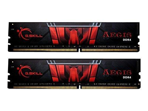 G.Skill 8 GB DDR4-2133 Kit, F4-2133C15D-8GIS, Aegis