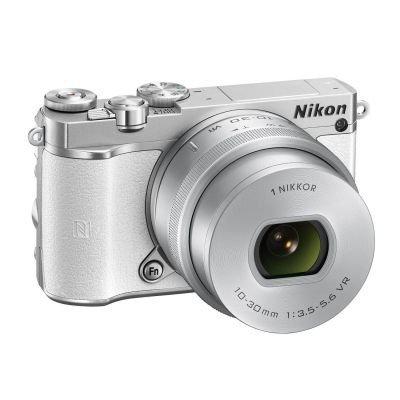 Nikon 1 J5 Kit biały + 10-30 PD-Zoom