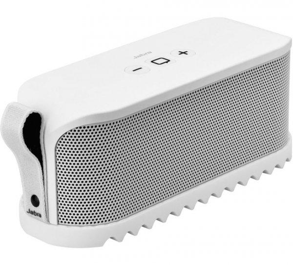 JABRA Bluetooth Stereo Solemate BT-Speaker biały