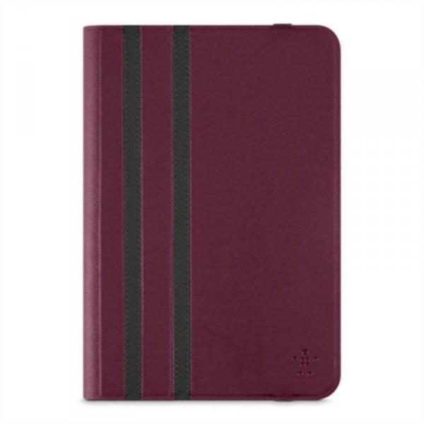 Belkin Twin Stripe 8  Universal +iPad Mini 2,3,4 rot F7N324btC03