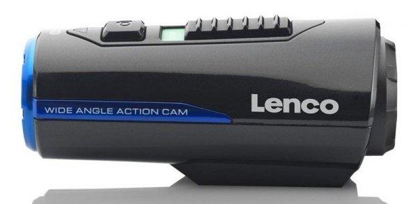 Lenco Sportcam-200 blue 1080p Wodoodporna 10m