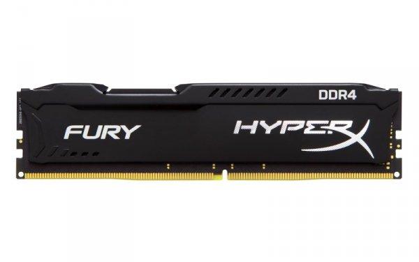 Kingston HyperX 16 GB DDR4-2133, czarny, HX421C14FB/16, Fury Black