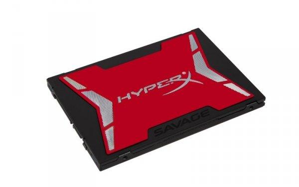 Kingston HyperX SHSS37A/960G - 960 GB SSD - SATA - Savage