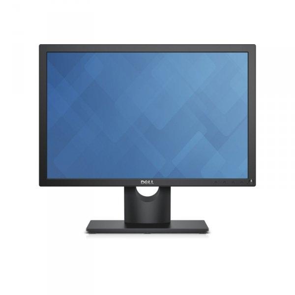 Dell E2016H, LCD-Monitor czarny, DisplayPort, VGA