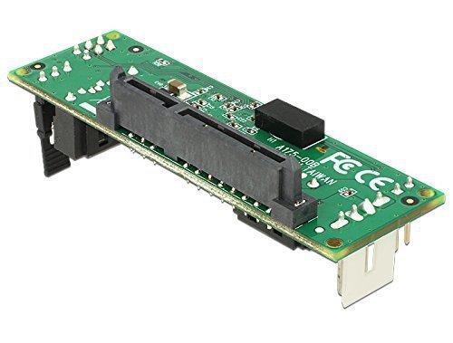 DeLOCK Konverter SATA auf 2x SATA, Controller mit RAID