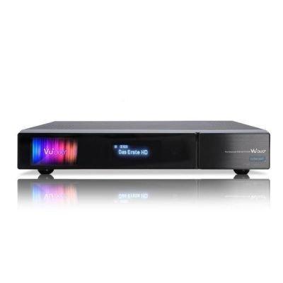 VU+ DUO2 HD Linux Sat-Receiver (1x DVB-S2 Dual, 1x DVB-C/T2), Dual Core, HbbTV, IPTV, PVR ready, WLAN