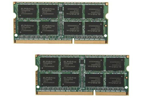 Mushkin SO-DIMM 32GB DDR3L-1866 Kit,MES3S186DM16G28X2, Essentials