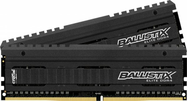 Crucial Ballistix Elite 8GB Kit 4GBx2 DDR4 2666 MT/s DIMM 288pin
