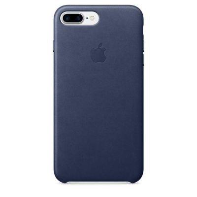 Apple iPhone 7 Plus Leather Case Midnight Blue