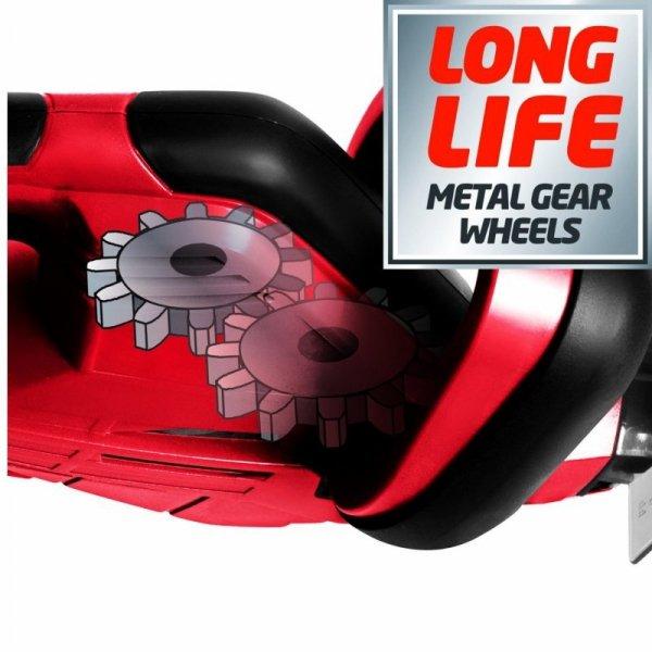 Einhell Elektryczne nożyce do żywopłotu GH-EH 4245 red