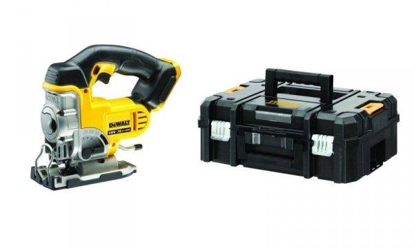 Dewalt Wyrzynarka akumulatorowa DCS331NT 18V yellow