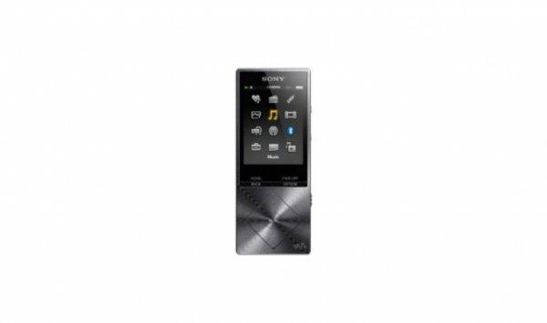 Sony NW-A27HNB black