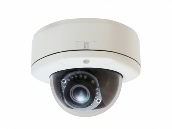 Level One FCS-3055 Dome 3MP/D&N/PoE/IR/Outdoor