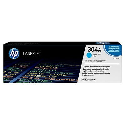 Toner HP CP2025       cyan        CC531A Contract