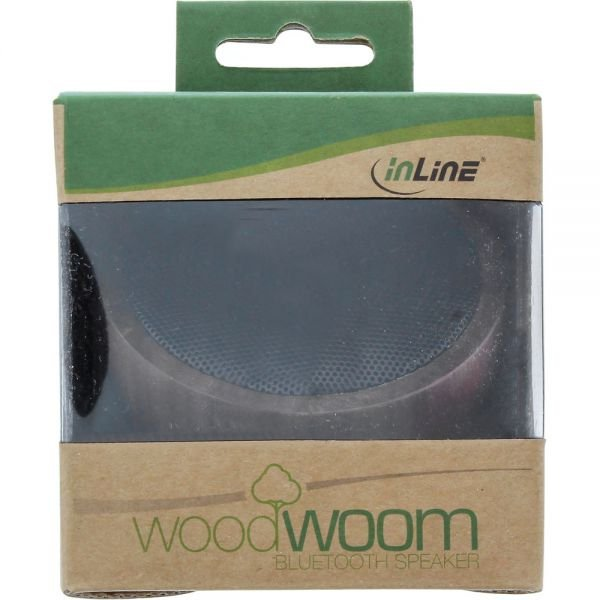 InLine® Woodline głośnik linia Woodwoom
