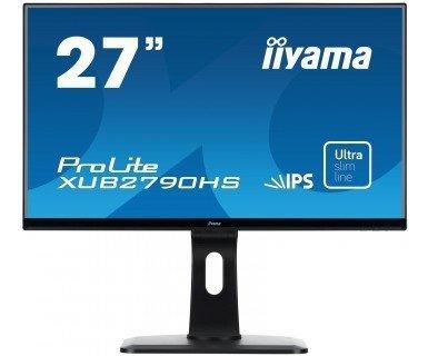 Iiyama ProLite XUB2790HS-B1 68,6cm (27'') LED Monitor  IPS-Panel, DVI HDMI