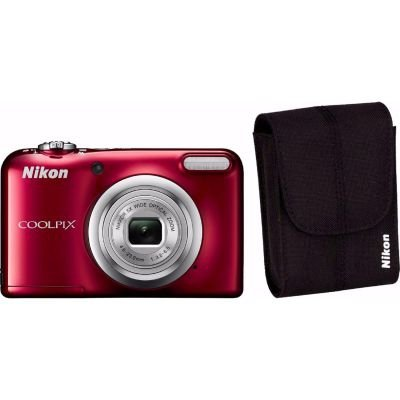 Nikon COOLPIX A10 Kit red