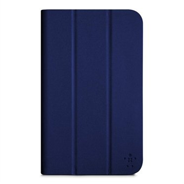 Belkin Trifold Case 10 for Tablets, blue F7P339btC02