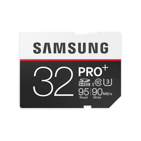 Samsung SDHC Class 10 32GB Pro+