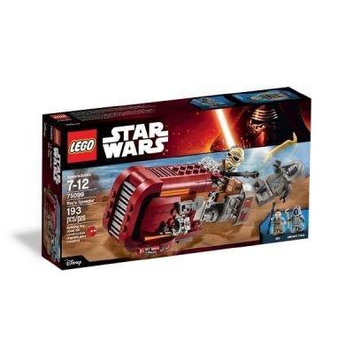 LEGO Star Wars 75099 Rey's Speeder