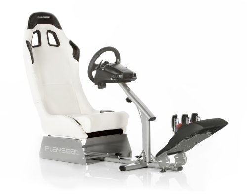 Playseat Evolution M White/Silber
